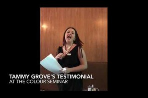 The Colour Seminar – Tammy's Testimonal