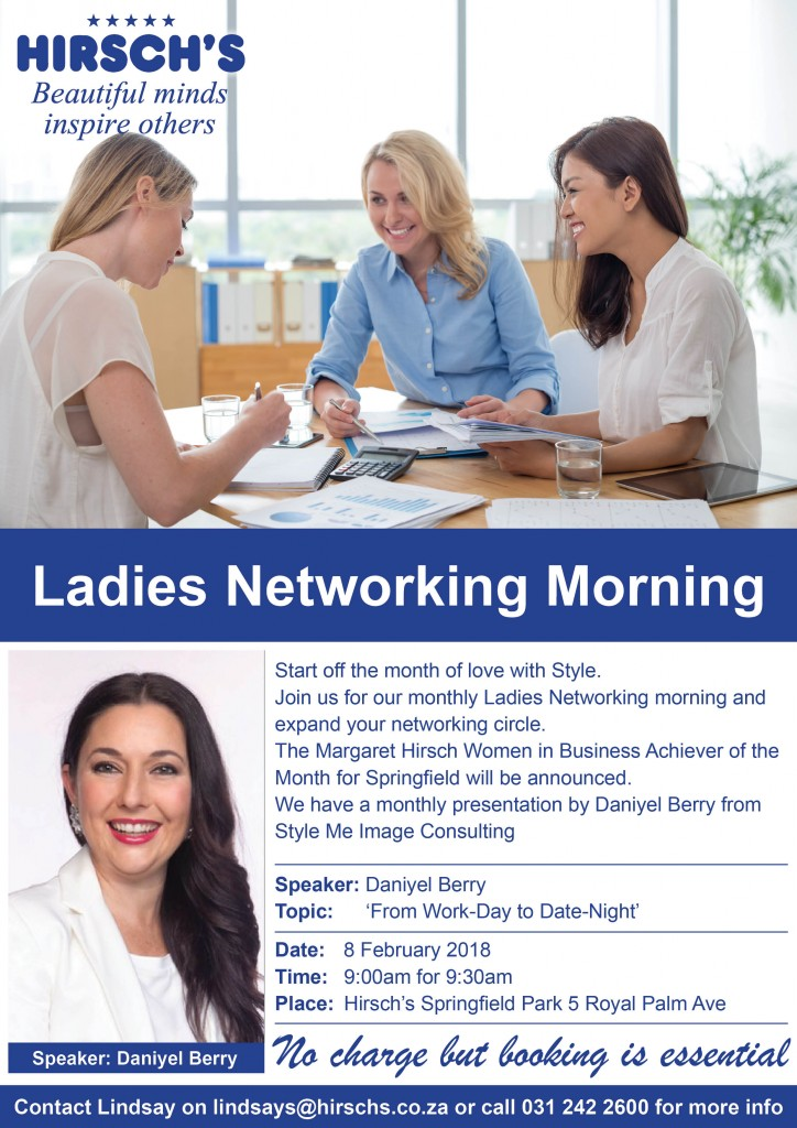 Ladies Networking Morning
